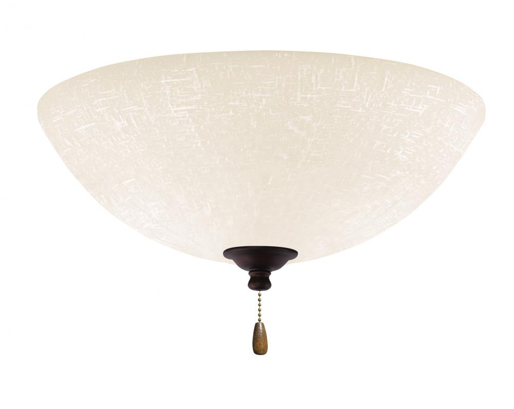 White Linen L E D Light Fixture 7yy8 Lighting San Antonio